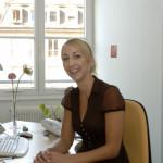 Sofia Kuhn working