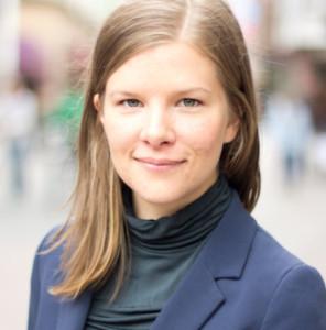 Miia Klingstedt, foto av Christin Sylvander