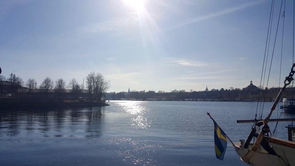 Stockholm March 2016 by Ingemar Pongratz