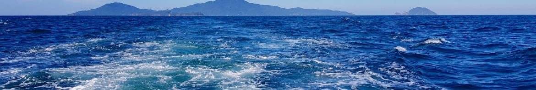 Island Horizon by Ingemar Pongratz