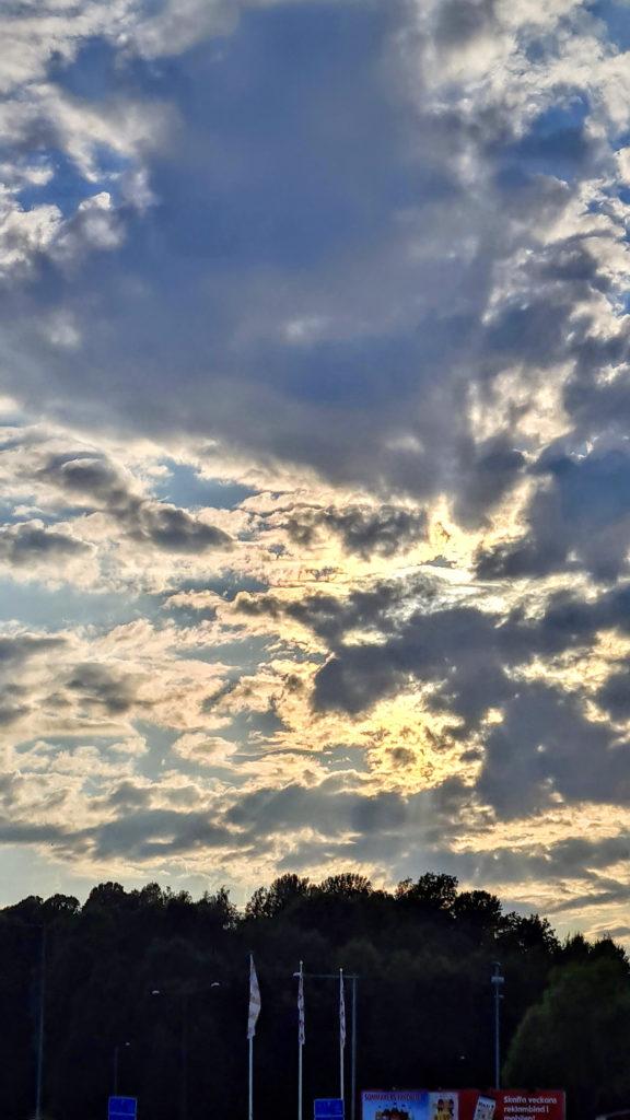 Soderby sunset 2021 by Ingemar Pongratz